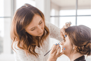 Courtney Michelle Artistry Wedding Makeup