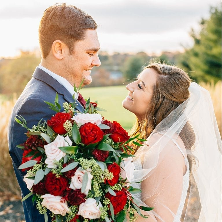 Frederick Maryland Fall Wedding Holly Hills Country Club 6 e1588872205619
