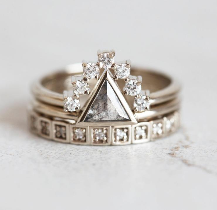 Modern Rustic Ring