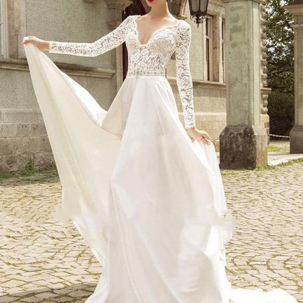 lace long sleeve dress e1586020762106