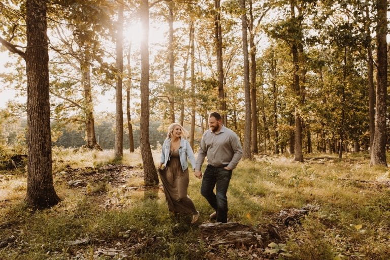 Tess and Kyle s Engagement Session 16